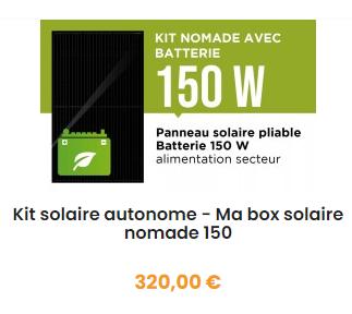 kit-autoconsommation-nomade-150w