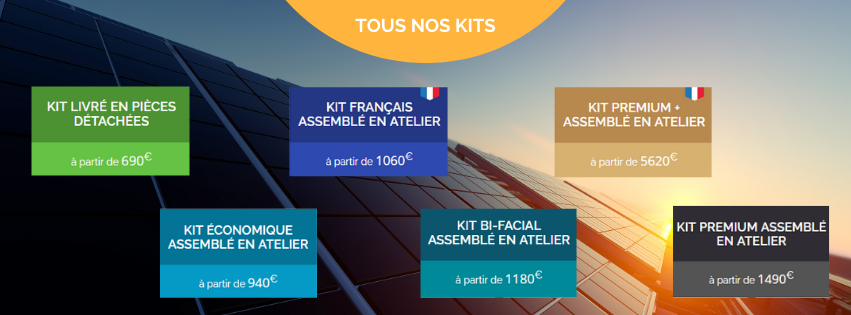 kits-solaires