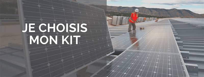 Led choix kit solaire