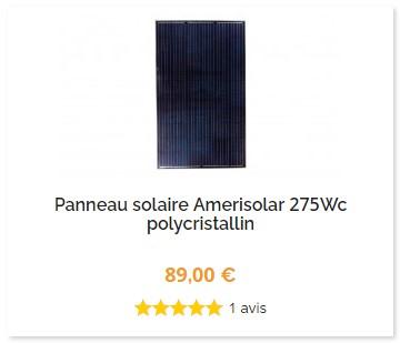 panneau-solaire-pas-cher-chine-amerisolar-275w