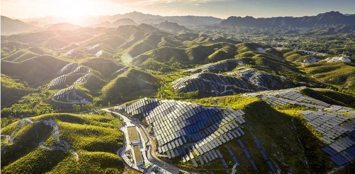 panneau-solaire-pas-cher-chine-centrale