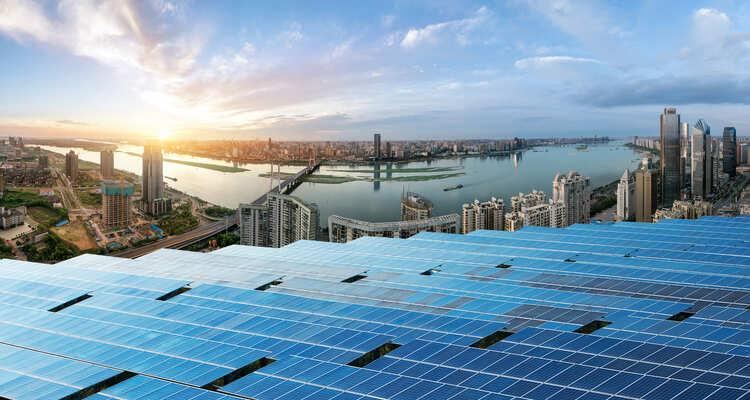 panneau-solaire-pas-cher-chine-ville