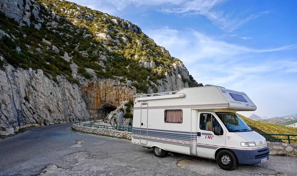 Panneaux solaires camping car
