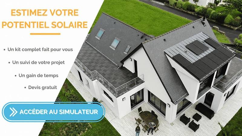 Simulateur solaire avantages Mon Kit Solaire