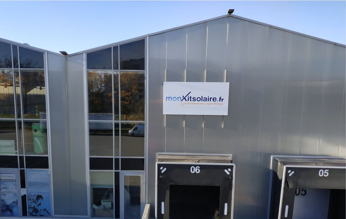 Stock MonKitSolaire