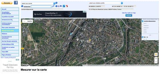 Trouver sa latitude kit solaire autoconsommation