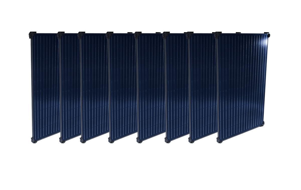 kit solaire 2000w le moins cher du web. Black Bedroom Furniture Sets. Home Design Ideas