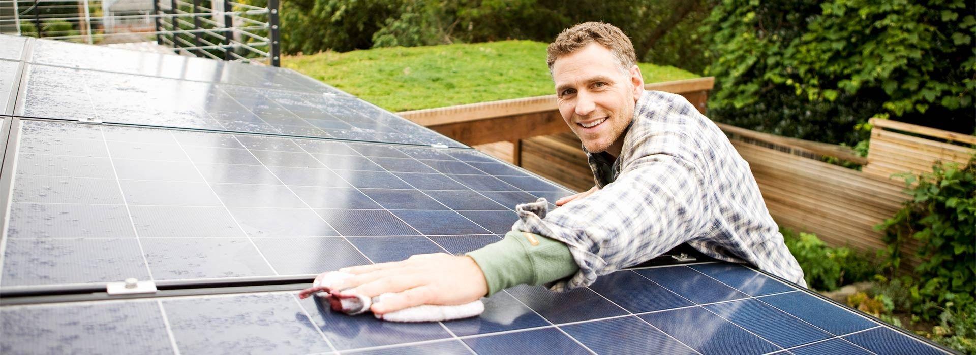 Voir nos kits panneau solaire